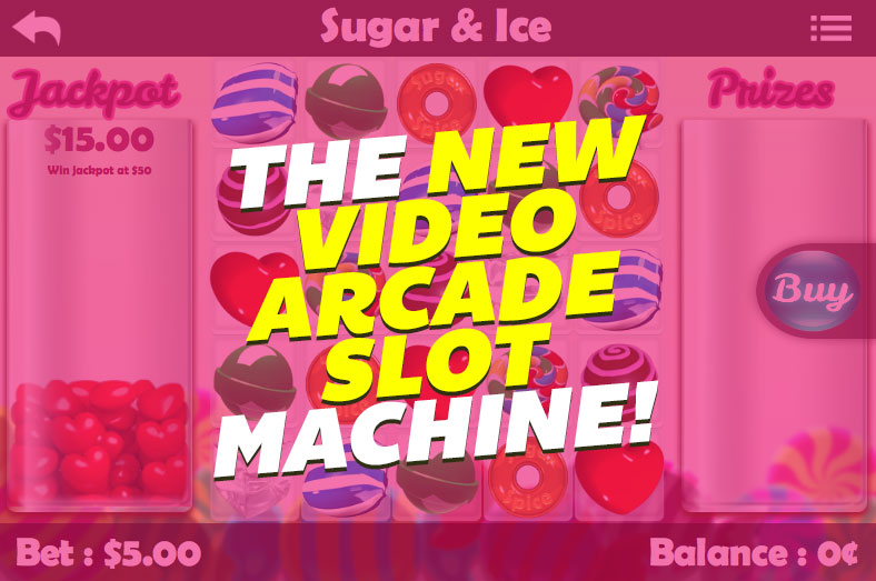 Sugar & Ice Holiday Slots - Play this Game for Free Online