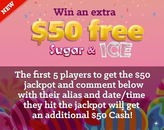 Sugar Ice Promo