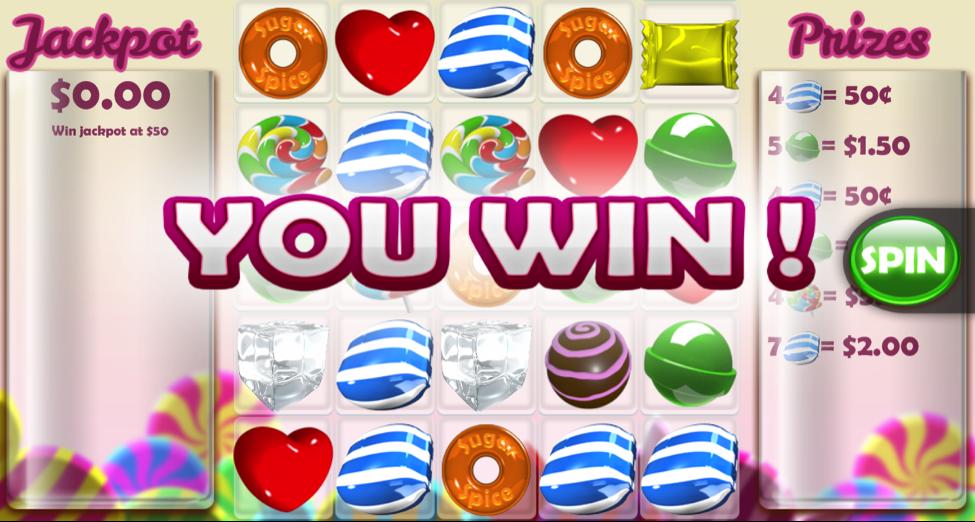 You Win Sugar & Ice