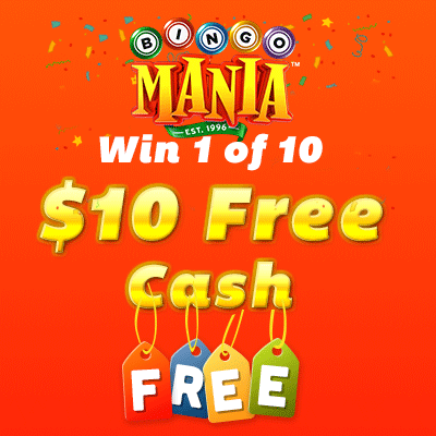 $10 free cash