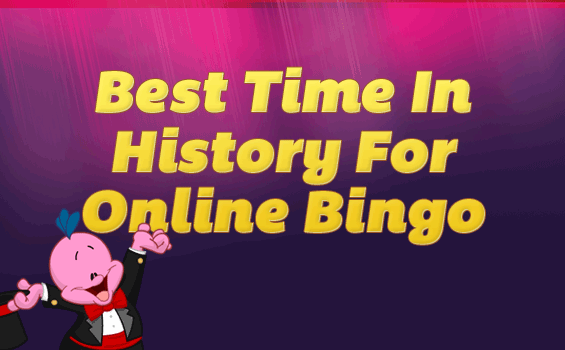 Best Time for Online Bingo