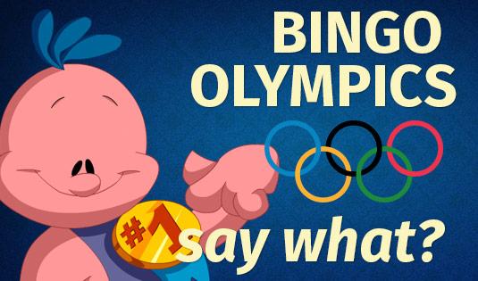 Bingo Olympics