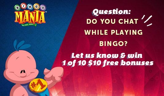 Blog of Bingo Site Bingo Mania | BingoMania com - All about