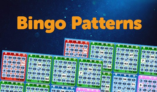 sure you have seen many different bingo games on bingomania but obviously they werent a thing before bingo patterns can range from simple to complex