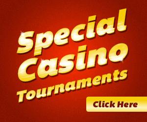 Special Casino Tournaments