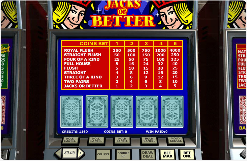 Classic Video Poker Games