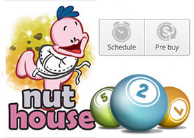 Nut House Bingo Room