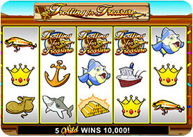 Trolling for Treas