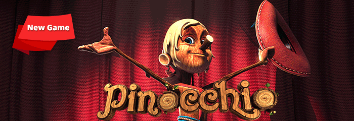 Pinocchio Slot Game