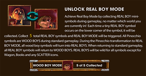 Real Boy Feature