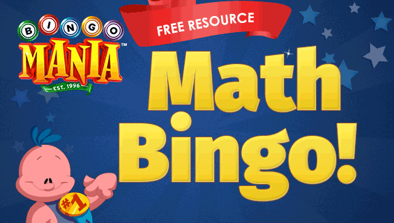 Math Bingo Resources