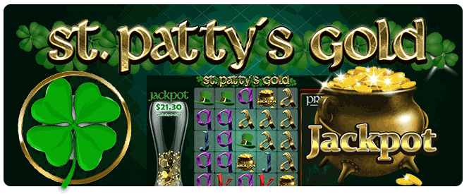 St. Patty's Gold Slot Game